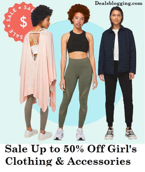 lululemon sale up to 50% off