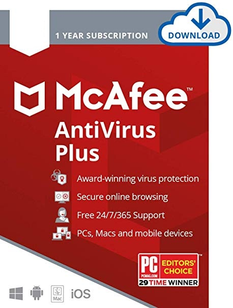 mcafee coupon