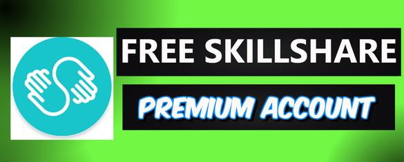 skillshare-free-account