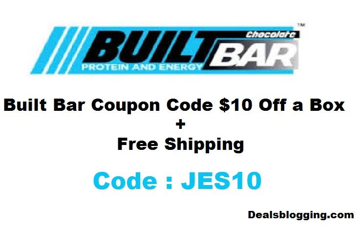 built bar $10 coupon