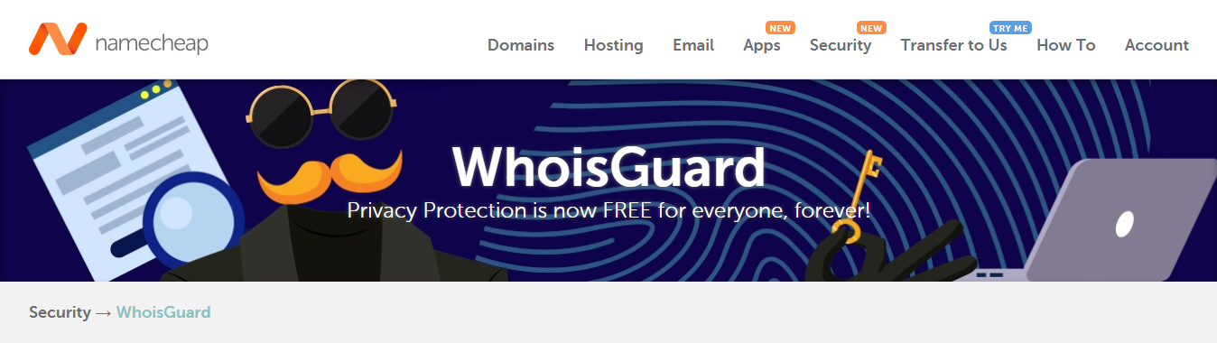 namecheap whois guard