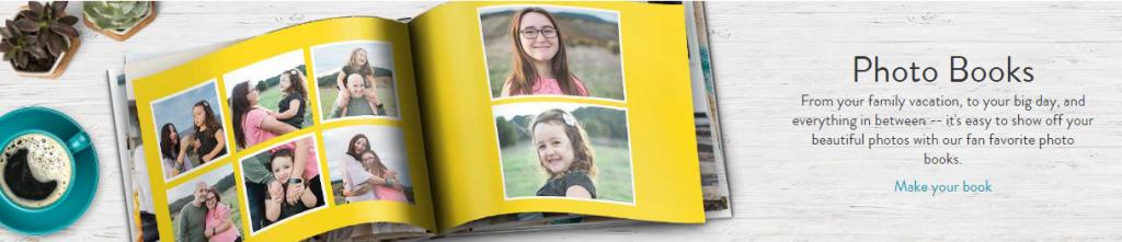 snapfish photo book offer