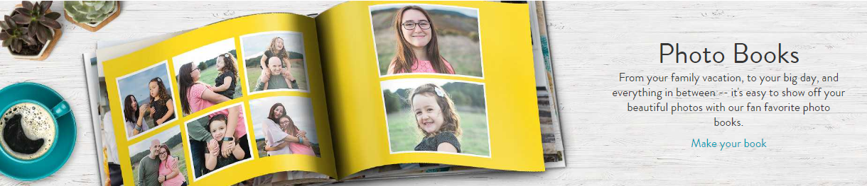 snapfish photo book offer
