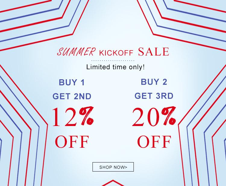 Rotita Summer Kick off Sale