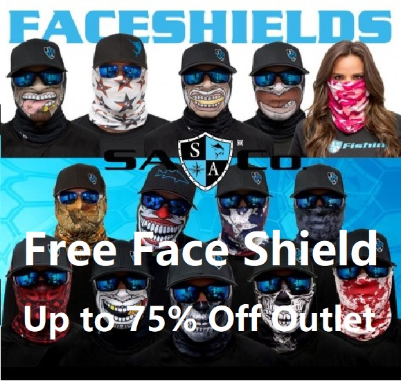 free face shield