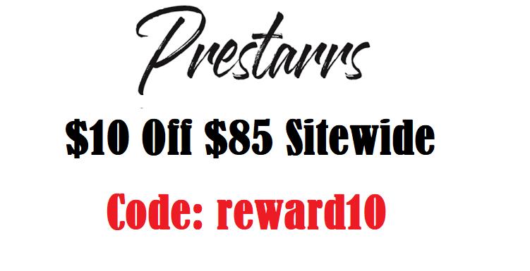 prestarrs $10 off