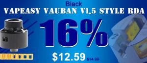 16% Off 3fvape coupon