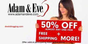 adam and eve promo codes