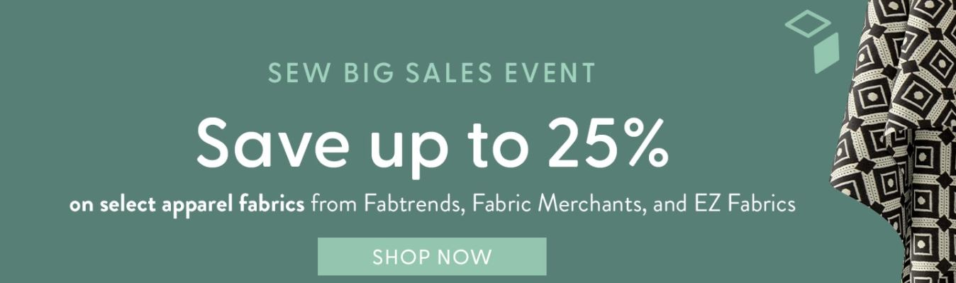 fabric.com coupons and promo code