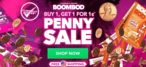 Boombod penny Sale offer