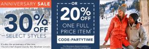 moosejaw coupon code