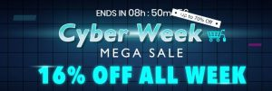 aosom cyber week coupon