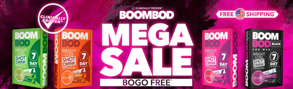 30% Off Boombod Coupon & Promo Code 2021