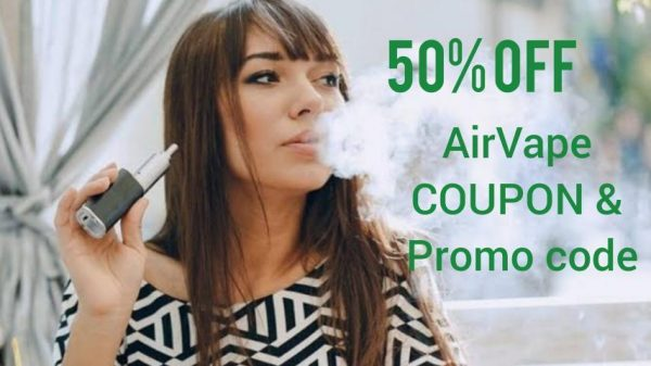 AirVape Coupons & Promo