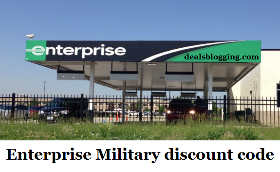 enterprise military discount code