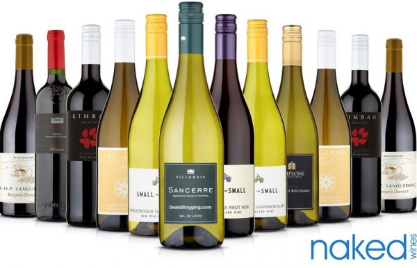 naked wines $100 voucher